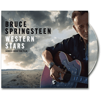Bruce Springsteen - Western Stars - Songs From The Film [CD]