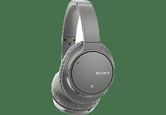 SONY WH-CH 700N, Over-ear Kopfhörer Bluetooth Grau