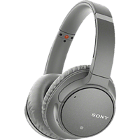 SONY WH-CH 700N, Over-ear Kopfhörer Bluetooth Grau