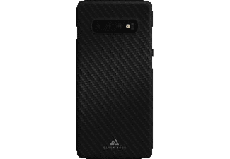 BLACK ROCK Ultra Thin Iced, Backcover, Samsung, Galaxy S10+, Flex Carbon