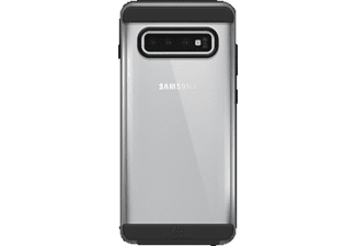 BLACK ROCK Air Robust, Backcover, Samsung, Galaxy S10, Schwarz