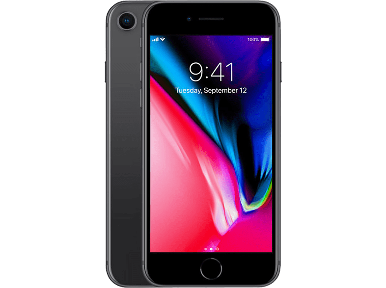 APPLE iPhone 8 64 GB Space Gray (MQ6G2ZD/A)