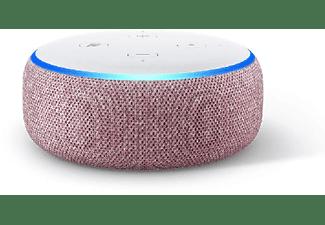 Altavoz inteligente con Alexa - Amazon Echo Dot (3ª Gen), Controlador de Hogar, Malva