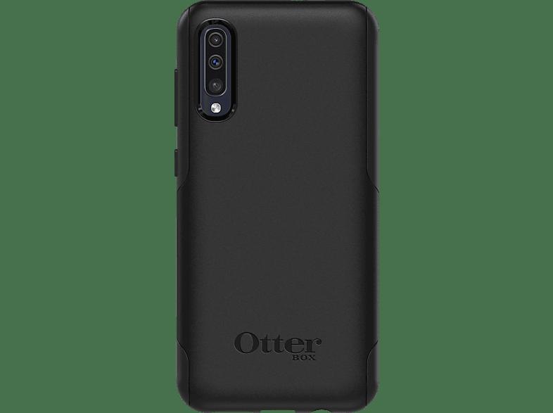 OTTERBOX Commuter Lite , Backcover, Samsung, Galaxy A50, synthetischer Kautschuk, Polycarbonat, Schwarz