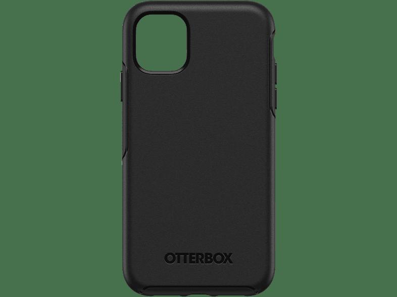 OTTERBOX Symmetry , Backcover, Apple, iPhone 11, Polycarbonat, Kautschuk, Schwarz