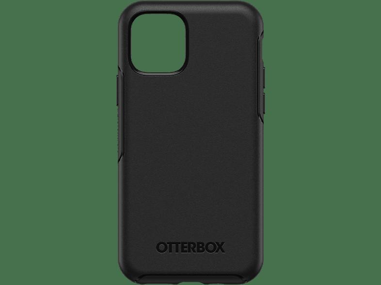 OTTERBOX Symmetry , Backcover, Apple, iPhone 11 Pro, Polycarbonat, Kautschuk, Schwarz