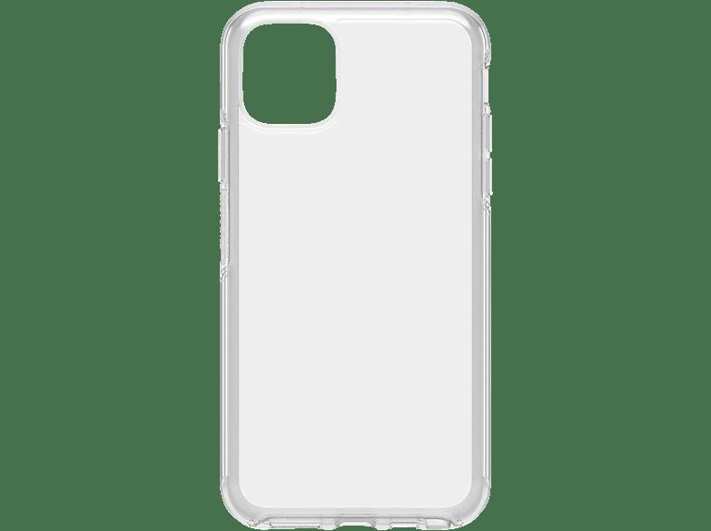 OTTERBOX Symmetry Clear , Backcover, Apple, iPhone 11 Pro Max, Polycarbonat, Kautschuk, Transparent