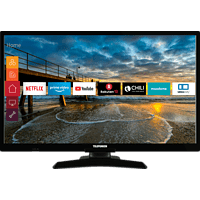 TELEFUNKEN 24 HV 2000 LED TV (Flat, 24 Zoll/60 cm, HD, SMART TV)