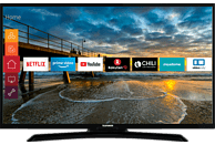 TELEFUNKEN 40 U 4000 LED TV (Flat, 40 Zoll/102 cm, UHD 4K, SMART TV)