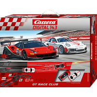 CARRERA (TOYS) Digital 143 GT Race Club Rennbahn