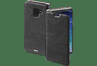 HAMA Essential Line , Bookcover, Samsung, Galaxy A6 (2018), Kunstleder, Schwarz