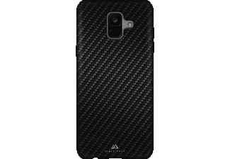 BLACK ROCK Flex-Carbon, Backcover, Samsung, Galaxy A6 (2018), Schwarz