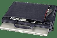 HAMA Manchester Notebooktasche, Umhängetasche, 14.1 Zoll, Blau