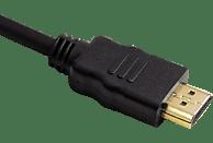 HAMA High Speed 2 m, HDMI-Kabel, Schwarz, passend für Digitalkamera, Camcorder, Fernseher