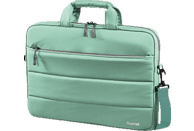 HAMA Toronto Notebooktasche Umhängetasche für Universal Nylon, Mint
