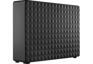 SEAGATE Expansion Desktop, 10 TB HDD, 3,5 Zoll, extern, Schwarz
