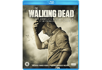 The Walking Dead: Het Complete Negende Seizoen - Blu-ray