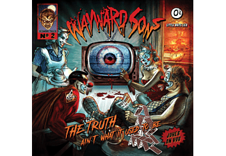 Wayward Sons THE TRUTH AINT WHAT IT USED TO BE CD