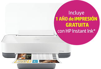 Impresora digital - HP Tango (Imprime, copia y escanea con tu móvil, Instant Ink Ready)