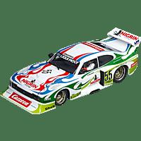 "CARRERA (TOYS) Digital 124 Ford Capri Zakspeed Turbo ""Liqui Moly Equipe, No.55"" Spielzeugauto, Mehrfarbig"