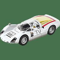 "CARRERA (TOYS) Digital 124 Porsche Carrera 6 ""TV"", 1967 Spielzeugauto, Mehrfarbig"