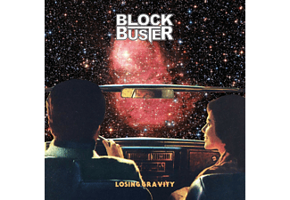Block Duster - Losing Gravity (CD)