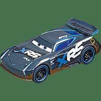 CARRERA (TOYS) Disney·Pixar Cars - Jackson Storm - Mud Racers Spielzeugauto, Mehrfarbig
