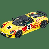 "CARRERA (TOYS) Porsche 918 Spyder ""No.2"" Spielzeugauto, Mehrfarbig"