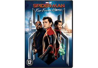 Spider-man: Far From Home - DVD