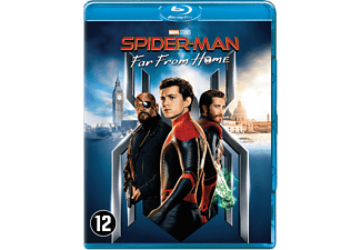 Spider-man: Far From Home - Blu-ray
