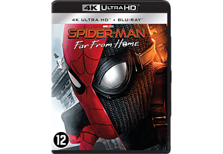 Spider-Man: Far From Home - 4K Blu-ray