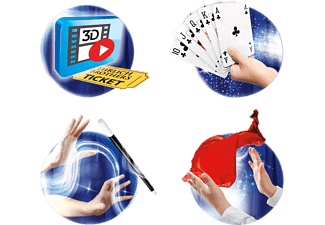 CLEMENTONI Ehrlich Brothers Secrets of Magic Gesellschaftsspiel Mehrfarbig