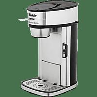 FAKIR 9206001 Aroma Solo Kaffeemaschine Silber