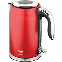 FAKIR 4002001 Adell Rouge Wasserkocher, Rot