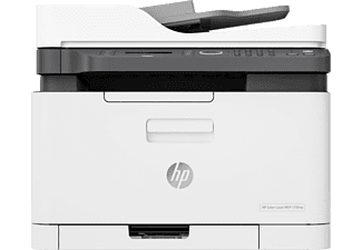 HP Multifunktionsdrucker Color Laser MFP 179fwg, Farblaser, weiß (6HU09A)