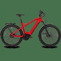 HNF-NICOLAI XD3 Urbanbike (27.5 Zoll, 43.5 cm, 625 Watt, Rot)