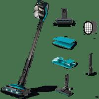 PHILIPS SpeedPro Max Aqua XC8147/01 kabelloser Akku Staubsauger mit Wischaufsatz, blau