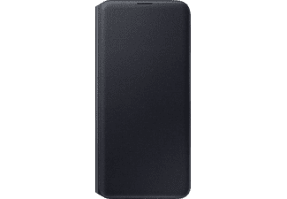 SAMSUNG EF-WA307, Bookcover, Samsung, Galaxy A30s, Schwarz/Lila