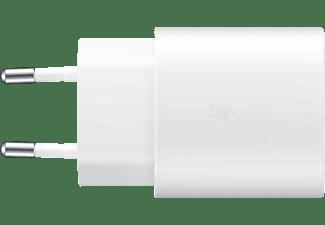 SAMSUNG EP-TA800 Schnellladegerät Samsung 25 Watt, Weiß