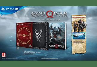 God of War Limited Edition - [PlayStation 4]