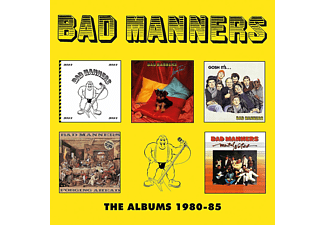 Bad Manners - The Albums 1980-85  - (CD)