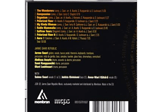 Jarmo Saari Republic - Jarmo Saari Republic  - (CD)