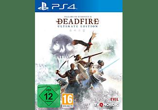 Pillars of Eternity II: Deadfire - [PlayStation 4]