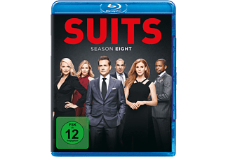 Suits-Season 8 Blu-ray