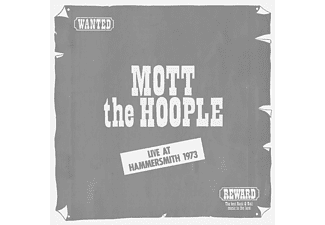 Mott the Hoople - Live At Hammersmith 1973  - (Vinyl)