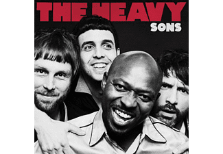 The Heavy - Sons  - (CD)
