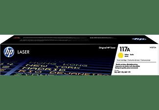 HP Tonerpatrone 117A gelb (W2072A)
