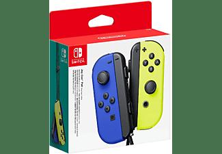 Mando - Joy-Con Set, Nintendo Switch, Izquierda y Derecha Azul Amarillo Neón