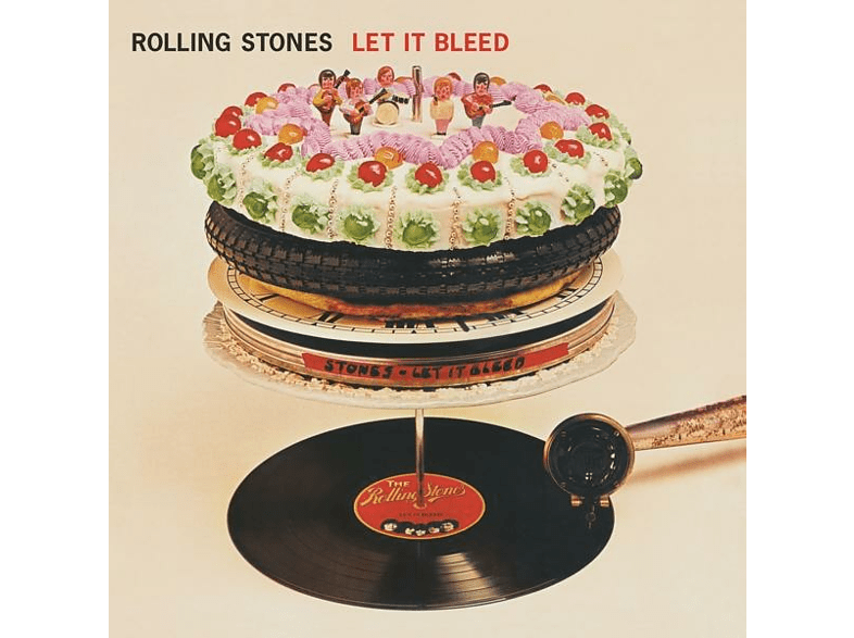 The Rolling Stones - Let It Bleed (50th Anniversary Limited Deluxe Edit [CD]