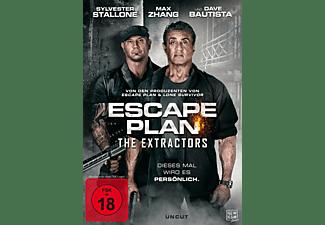 Escape Plan - The Extractors DVD